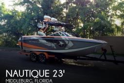 2013 Nautique G23 Super Air Nautique