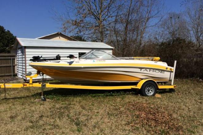 used tahoe boats for sale in nc sc va autos post. Black Bedroom Furniture Sets. Home Design Ideas