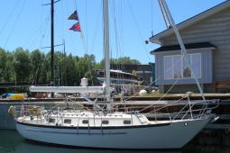 1992 Pacific Seacraft Crealock 34