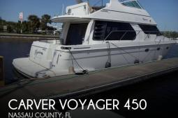 2000 Carver Voyager 450