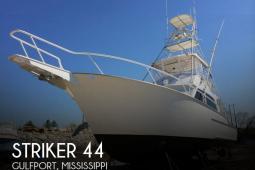 1972 Striker 44