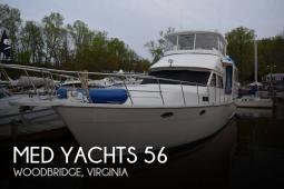 1988 Med Yachts 56