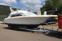 1993 Sea Ray 350 Express Bridge