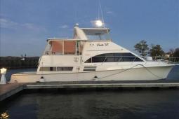 1996 Ocean Yachts Motor Yacht Fisherman