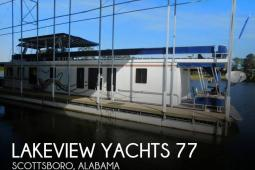 2002 Lakeview Yachts 77