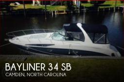 2008 Bayliner 34 SB