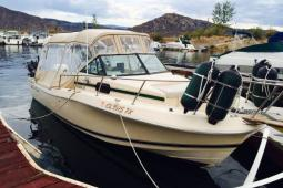 1985 Chris Craft 216 Scorpion