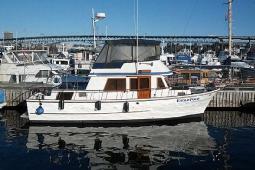1984 Ocean Alexander Trawler