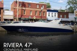 2003 Riviera 47 Excaliber