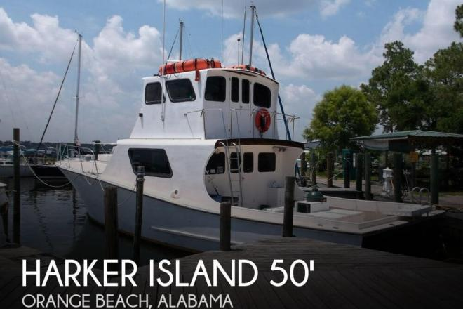 1977 harkers island pilothouse 50 50 foot 1977 fishing for Harkers island fishing report