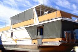 2007 Custom Built Laketime Houseboat