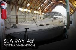 1996 Sea Ray 450 Sundancer