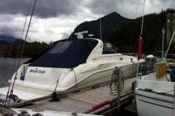 1999 Sea Ray 450 Sundancer