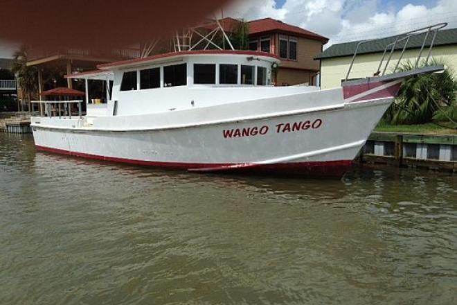 1999 custom built aransas shipyard 48 foot 1999 fishing for Freeport fishing boats