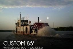2012 Custom Built 85 Sternwheeler