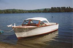 1963 Chris Craft Sea Skiff