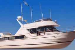 1982 Custom Built Coastal Motor Yacht 52 Executive