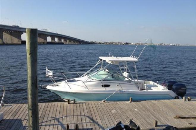 2005 robalo r 265 26 foot 2005 robalo fishing boat in for Brooklyn fishing boat