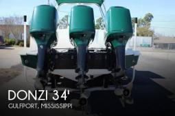 1999 Donzi 35 ZF Pro Series