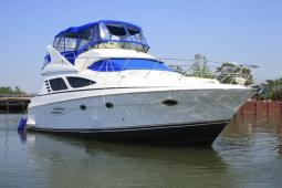 2005 Silverton 43 Sport Bridge