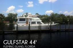 1986 Gulfstar 44 Motoryacht