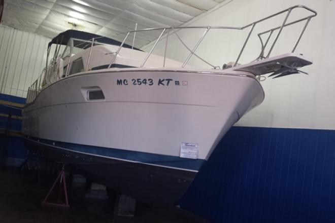 1979 Chris Craft 350 CATALINA - For Sale at Bay City, MI 48706 - ID 76548