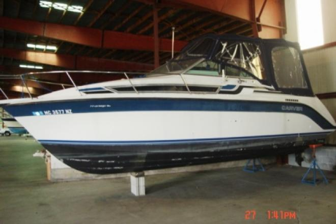 1989 Carver 2357 MONTEGO - For Sale at Bay City, MI 48706 - ID 36266