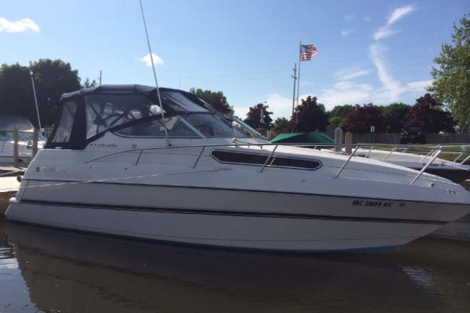 1995 Four Winns 278 VISTA - For Sale at Bay City, MI 48706 - ID 69879