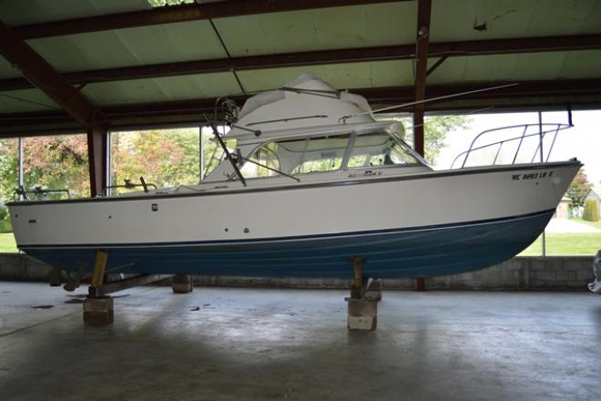 1979 Bertram 31 FLYBRIDGE - For Sale at Harrison Township, MI 48045 - ID 83232