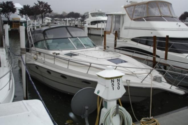 1990 Cruisers 3670 ESPRIT - For Sale at Harrison Township, MI 48045 - ID 36302