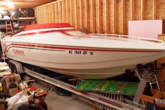 1997 Velocity 32 - For Sale at Fenton, MI 48430 - ID 36357