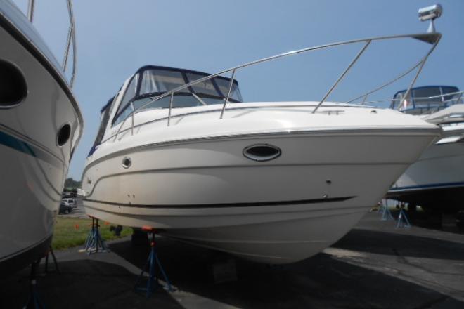 2003 Rinker 290 FIESTA VEE - For Sale at Marblehead, OH 43440 - ID 48932