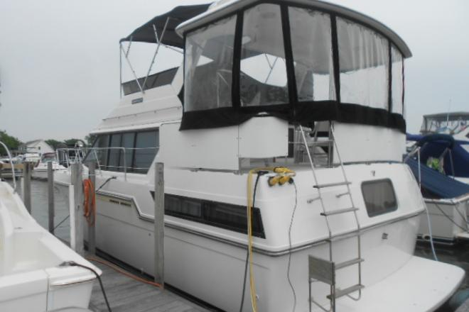 1988 Carver 38 - For Sale at Marblehead, OH 43440 - ID 54752