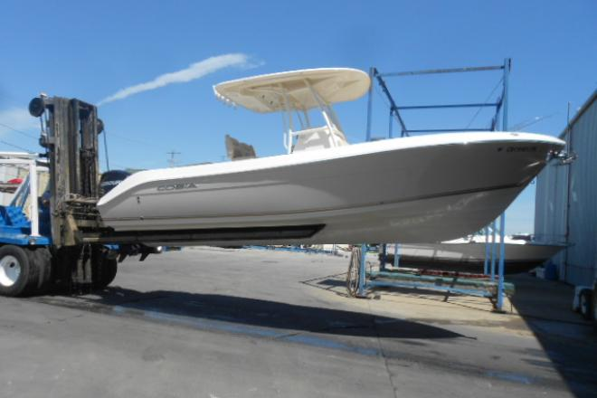 2014 Cobia 256 CC - For Sale at Marblehead, OH 43440 - ID 74505