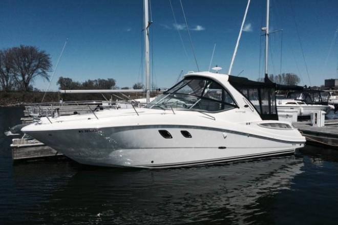 2012 Sea Ray 330 SUNDANCER - For Sale at Sturgeon Bay, WI 54235 - ID 83104