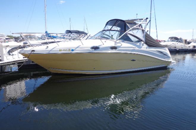 2005 Sea Ray 270 Amberjack - For Sale at Sturgeon Bay, WI 54235 - ID 71419