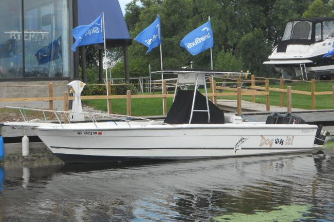 1994 Robalo 2520 - For Sale at Oshkosh, WI 54901 - ID 61886