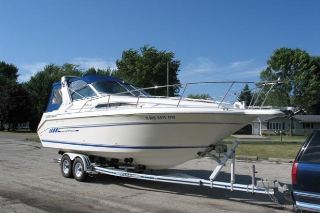 1992 Sea Ray 290 SUNDANCER - For Sale at Oshkosh, WI 54901 - ID 71478