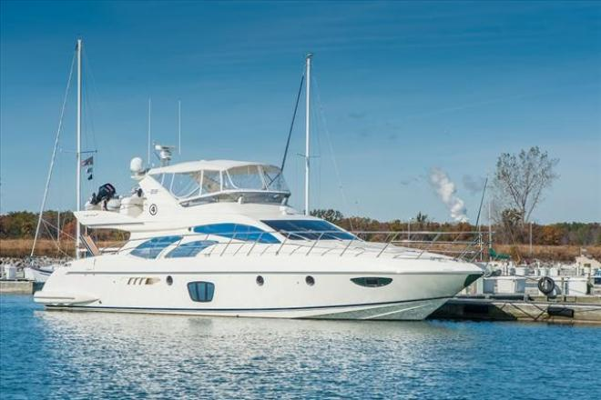 2007 Azimut 62 EVOLUTION - For Sale at Pewaukee, WI 53072 - ID 78133