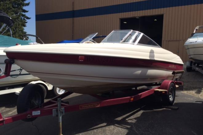 1998 Rinker 180 CAPTIVA - For Sale at Pewaukee, WI 53072 - ID 69310