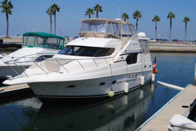 2000 Silverton 453 MY - For Sale at San Diego, CA 92101 - ID 69342