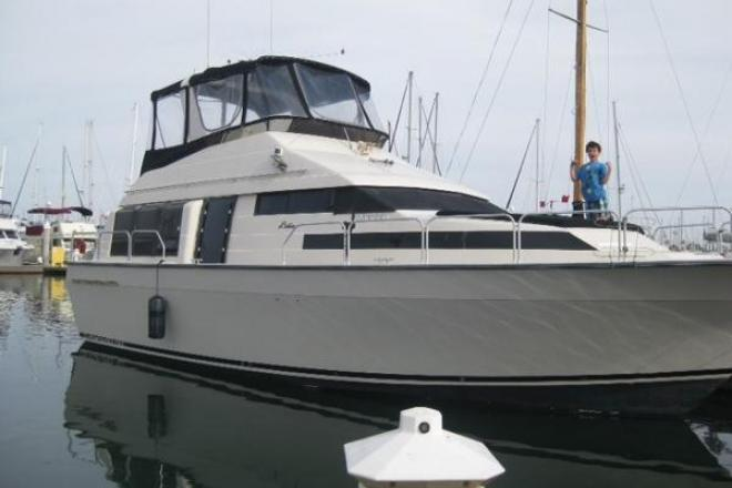 1990 Mainship 41 - For Sale at San Diego, CA 92101 - ID 68662