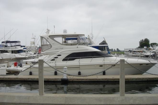 2001 Sea Ray 560 DB - For Sale at San Diego, CA 92101 - ID 73330