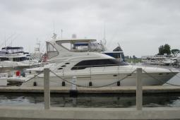 2001 Sea Ray 560 DB