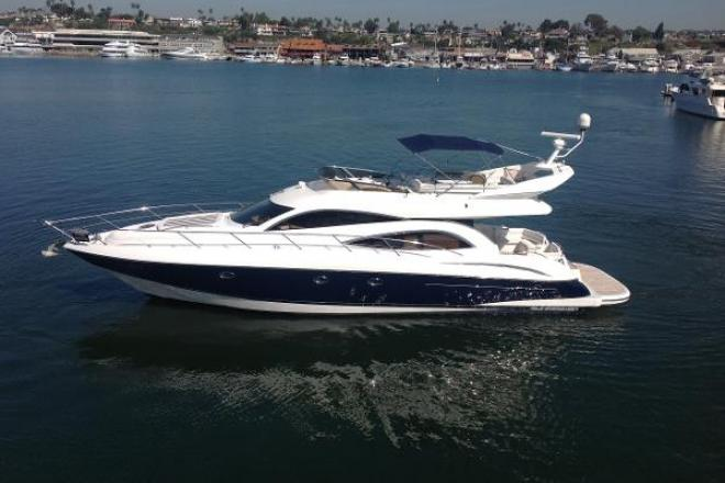 2004 Sunseeker 56 MANHATTAN - For Sale at San Diego, CA 92101 - ID 73334