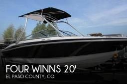2012 Four Winns Horizon 200