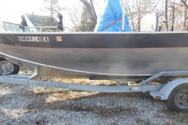 2008 north river seahawk 22 foot 2008 fishing boat in for Seahawk fishing boat
