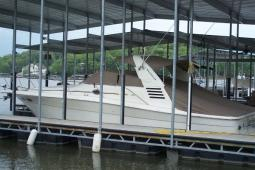 1997 Sea Ray 330 Express
