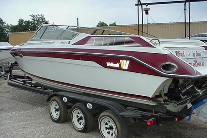 1986 Wellcraft Nova III - For Sale at Gravois Mills, MO 65037 - ID 94186