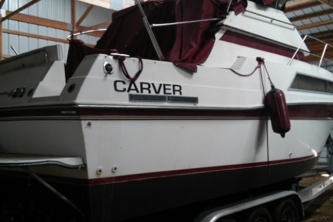 1988 Carver Santego - For Sale at Gravois Mills, MO 65037 - ID 94191